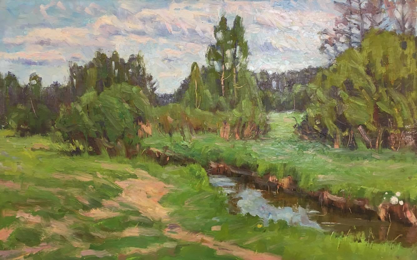 Выставка живописи Натальи Воронковой